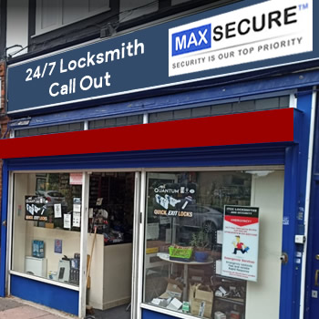 Locksmith store in Feltham
